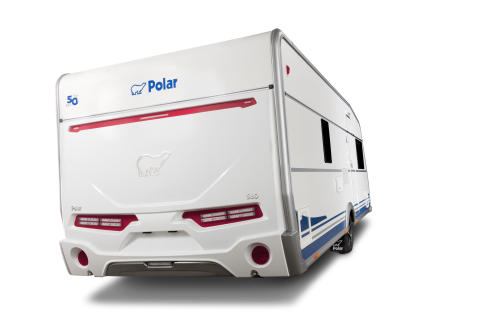 Polar 560 bakgavel (2014)