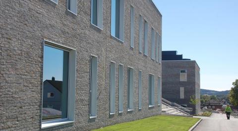 Sarpsborg har åpnet ny byskole