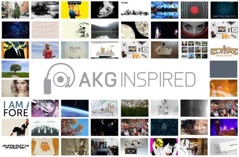 AKG Inspired Awards