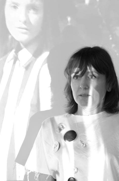 Ann-Sofie Back, 2014 års pristagare av Torsten och Wanja Söderbergs pris