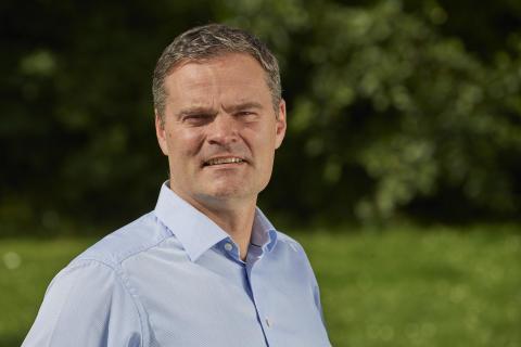 Scania Danmarks adm. dir. Marcus Holm har 25-års jubilæum: Et kvart århundrede for Scania