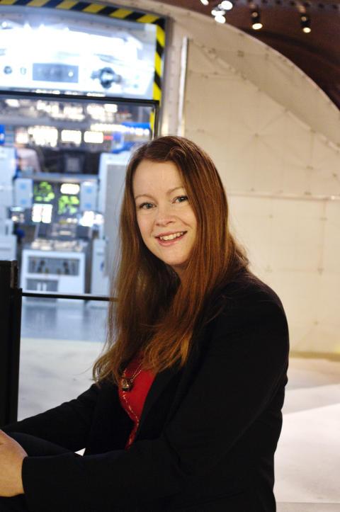 Space Designer Cecilia Hertz, CEO and founder of Umbilical Design