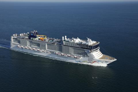 Norwegian Cruise Line lanserer The Norwegian Edge™
