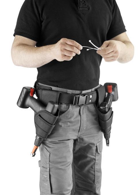 Draadloze FACOM-kabelbindertang