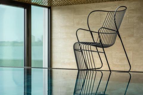 Kaskad fåtölj / armchair, design Björn Dahlström