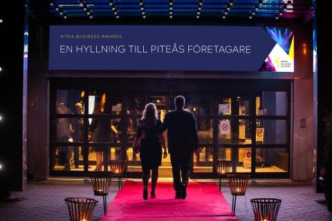 En hyllning till Piteås företagare