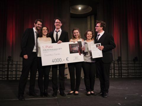 ZÜBLIN-Kulturpreisgewinner 2017: