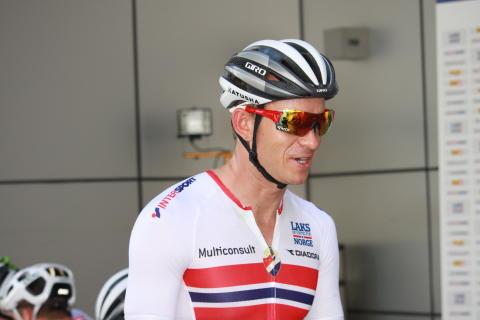 Alexander Kristoff under sykkel-VM