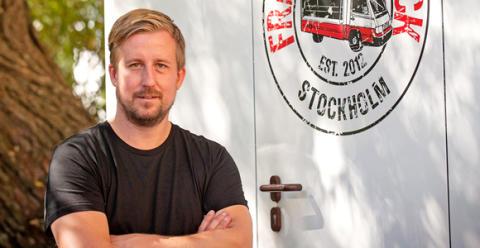 Podcast med pionjären bakom Stockholms food trucks