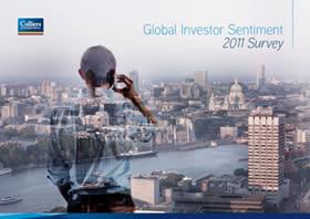 Europeiska fastighetsinvesterare fortfarande fokuserade på core investeringar, lågt intresse för risktagande jämfört med resten av världen.