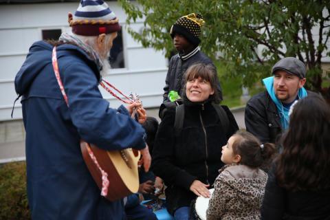 Gränsöverskridande kultur- och bildningsverksamheter får Folkuniversitetets stipendium