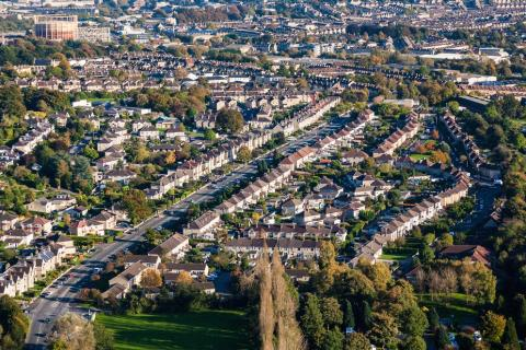 House price rises slowdown in 2015