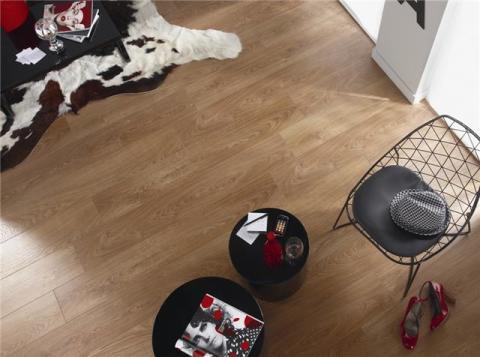 Tarkett Laminate Flooring ~ Quality Flooring in the Making