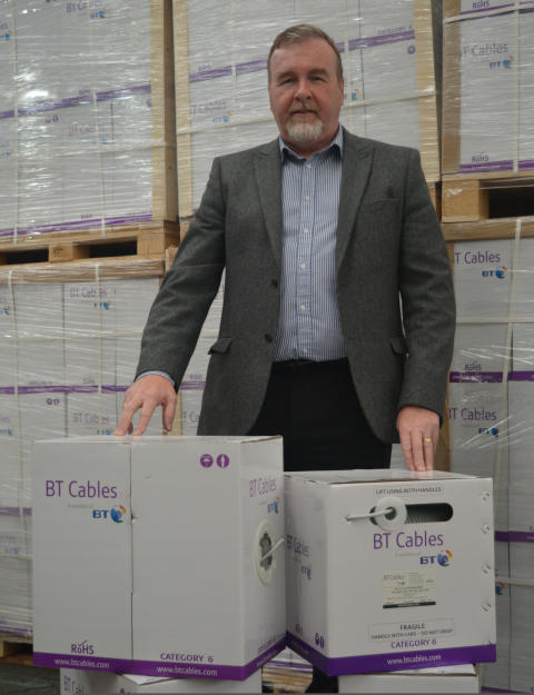 Manchester based cabling business signs new multi-million pound agreement with distribution partner