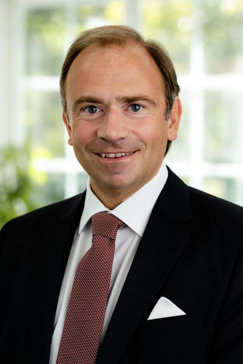 Henrik van Rijswijk, förhandlingschef på Livsmedelsföretagen