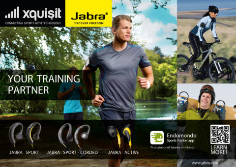 Xquisit Distribution Jabra Sportheadset