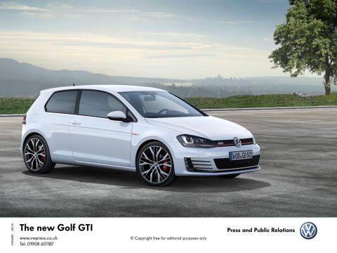 All-new Volkswagen Golf GTI ready to rock the road at Geneva Motor Show