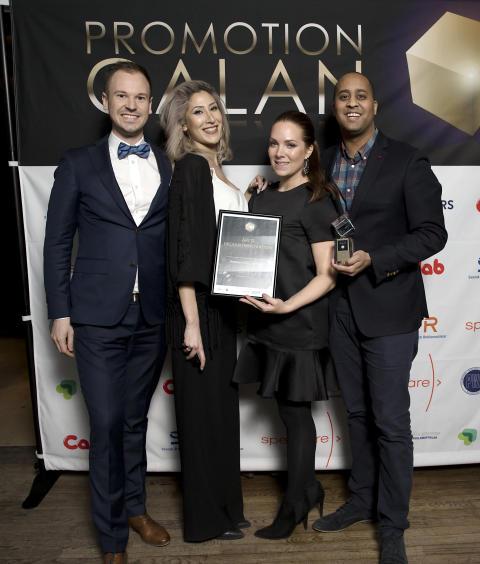 Vinnare Årets Produktinnovation - Orrefors