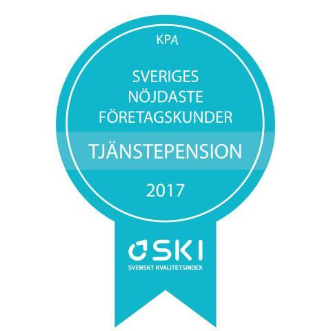 Medaljer SKI Försäkring 2017 tjänste