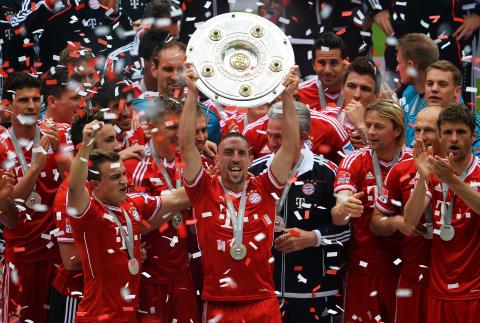 Eurosport förlänger med Bundesliga till 2017