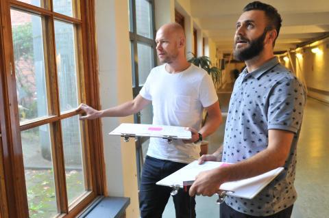 Göteborgsförskola först ut att inventeras för att återbrukas