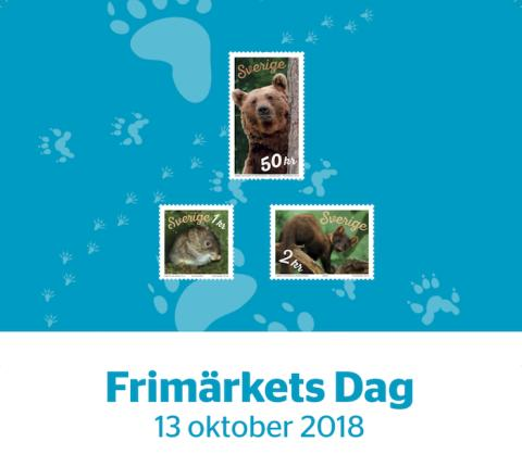 Frimärkets Dag firas i Lindesberg
