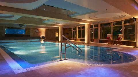 Innendørs basseng, Akinon Resort