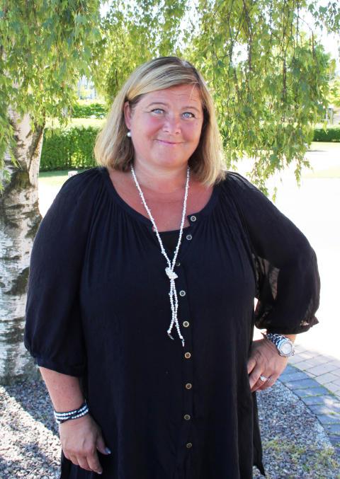 Marlene Hassel, centrum- och handelsutvecklare. Foto: Annika Lundh
