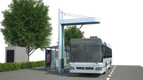 Drammen klar for elektriske busser