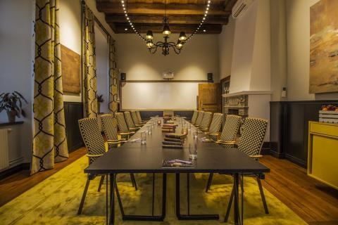 Ulfsunda Slott skapar nya mötesrum för den medvetna gästen