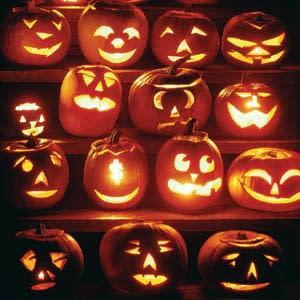 Halloween horrors for Bury families