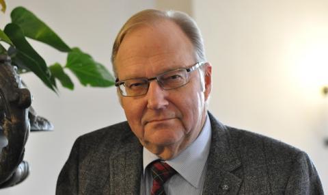 Stig Nyman - ny ordförande i Handikappförbunden