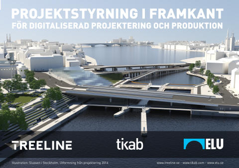 Digitalisering av byggprojekt med BIM och Virtual Reality i fokus