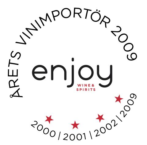 Enjoy Wine & Spirits Årets vinimportör