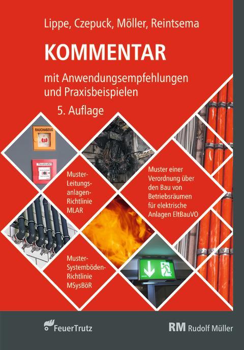 Kommentar zur Muster-Leitungsanlagen-Richtlinie (2D/tif)