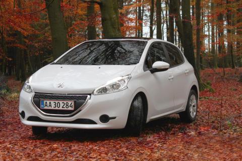 Succes for Peugeots nye benzinmotor