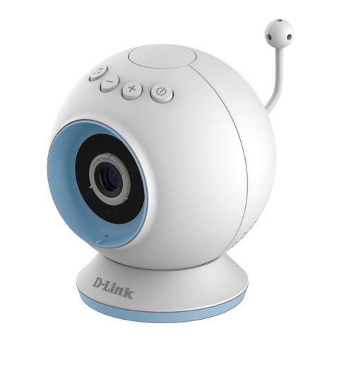 Babyvakt - D-Link EyeOn Baby Camera (DCS-825L)