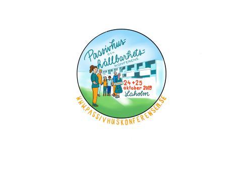 Besök oss på Passivhuskonferensen !