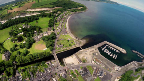 Mid and East Antrim remain on top as NI's most efficient planning system