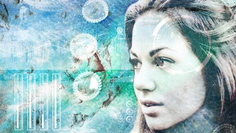 Shirine Bauer på Googol får brittiskt entreprenörspris