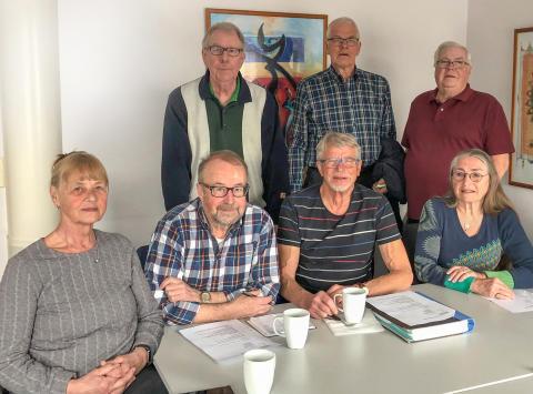 Aktiv pensionärsklubb i Västerås