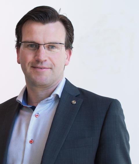 Hans Turemark blir ny chef för Volkswagen Transportbilar