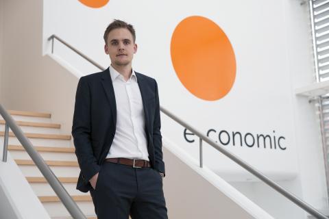 Mads Rebsdorf, direktør Visma Software & e-conomic