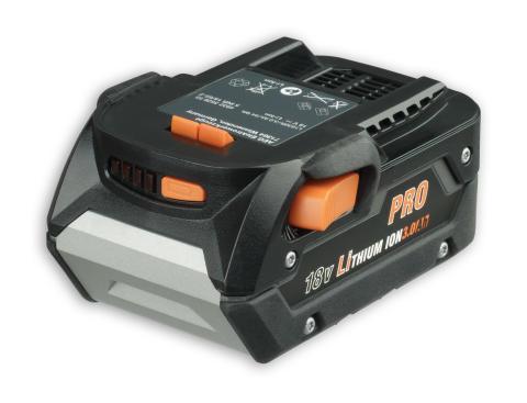 AEG Pro Lithium batteriteknologi