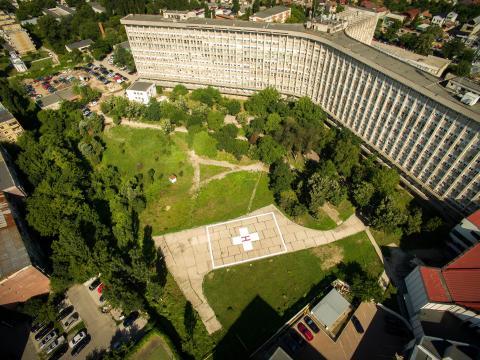 Ford Motor Company Fund a finalizat o investiție de 100.000 de dolari la Spitalul de Urgență Județean Craiova