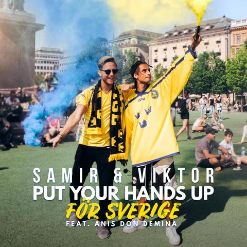 Samir & Viktor hyllar Sverige med ny singel