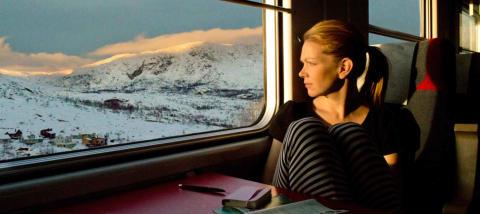 SJ erbjuder fler nattåg till Jämtland