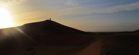 Erg Chebbi - Sea of Sands
