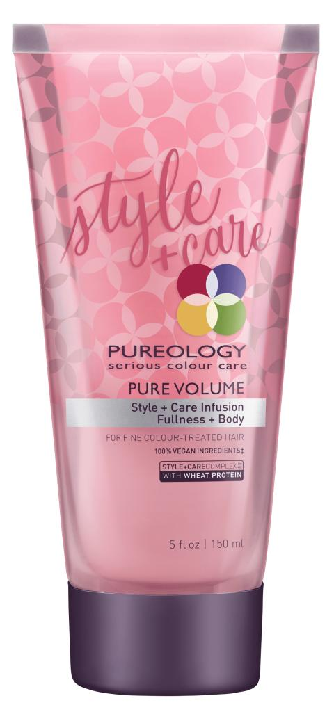 Pureology Style Infusion Pure Volume Style + Care Infusion