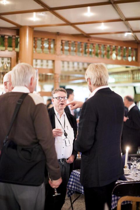 Einar Mattsson Prize Award 2012 to Gunnar Bergman
